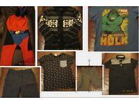 Bundle Boys Clothing, Age 8-9 Years:
