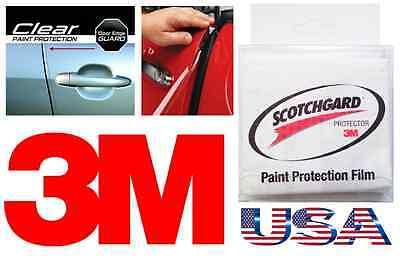3M 4 Door Edge Scratch Clear Guard Trim Protector Film Scotchgard Car Truck Van