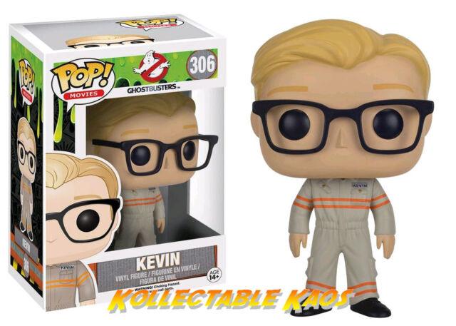 Ghostbusters - Kevin Pop! Vinyl Figure