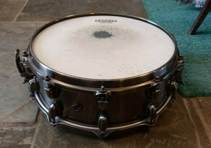 Mapex Black Panther - Steel Snare Drum - 14
