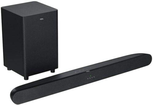 TCL Alto 6+ 2.1 Channel Roku TV Ready Soundbar with Wireless Subwoofer