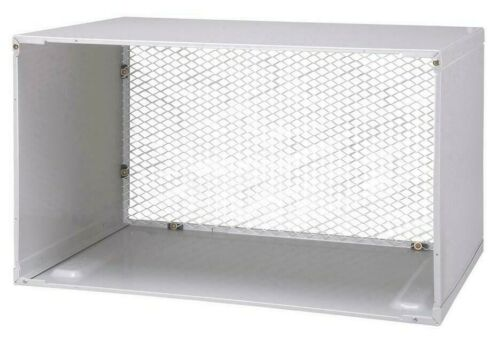 LG Air Conditioner Wall Sleeve Aluminum AXSVA1