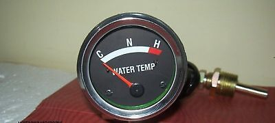 Temp Gauge Fits John Deere - 4010 301010201120113020202030 2130 3030 3130