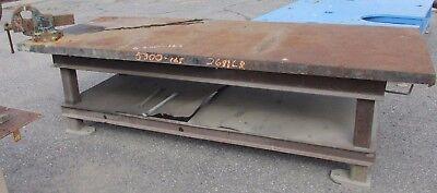 Steel Welding Table Work Bench 2681lr