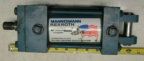 Rexroth Mannesmann CMP1PPC Hydraulic Cylinder  P114404-3030 - 3 1/4 used