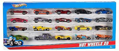 BRAND NEW!!! Hot Wheels 20 Car Gift Pack (Styles May Vary)  Standard Packaging