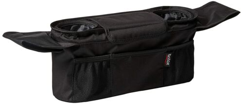 Britax Stroller Organizer with Insulated Cup Holders Large Center Compartment