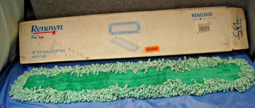 """Renown 36"""" Microfiber Dust Pads with Fringe REN03639 NEW Lot of 5   M3682"""