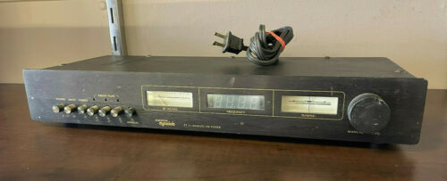 MAGNUM DYNALAB FT-11 ANALOG FM STEREO TUNER GOOD USED WORKING CONDITION