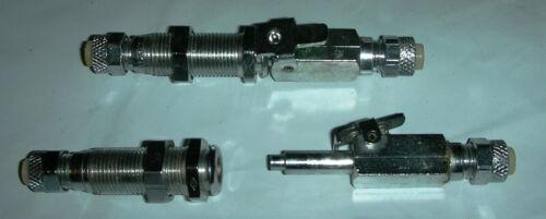 Imperial 294PSSD04, Parker 394PDSS-4-4, Dayco 294PSSD04, D E Shutoff Bulkhead