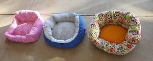 3 Small to Medium Pet Beds, Dog bed / Cat Bed One Tree Hill Playford Area Preview