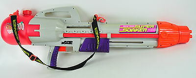Super Soaker CPS 2500 LARAMI 1997 88cm XL Wasserpistole Water Gun FF-CP