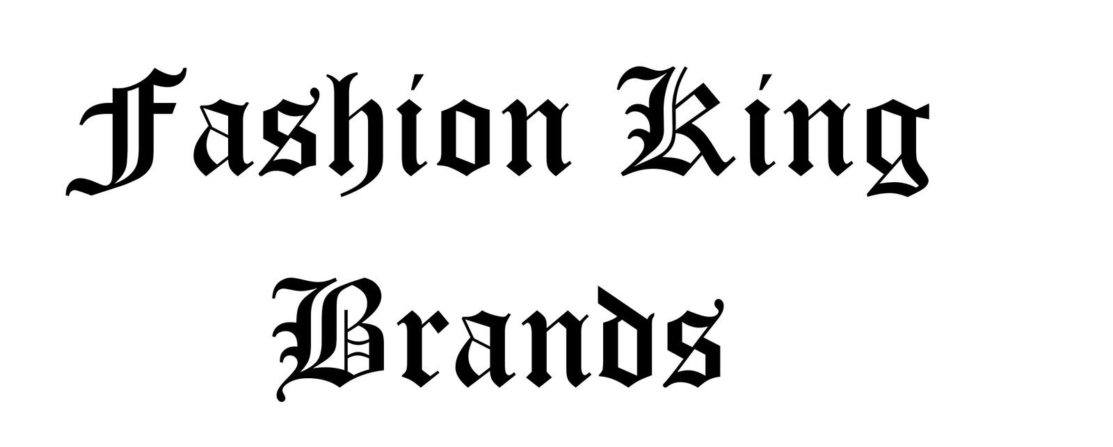 fashion-king-brands