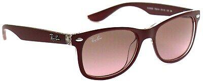 Ray-Ban Kinder Sonnenbrille RJ9052S 7024/14 47mm New Wayfarer magenta 110 22 H