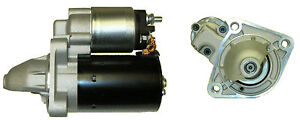 FORD FOCUS 1.4 1.6 16v ZETEC STARTER MOTOR 1995- 2011 100% BRAND NEW UNIT