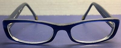 D & G DOLCE AND GABBANA EYEGLASS FRAMES, BLUE, AUTHENTIC...PRICED FOR QUICK (D And G Sale)