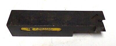 Kennametal Tool Holder Nel-204d 1 14 Shank 6 Overall Length
