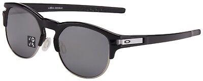 Oakley Latch Key M Sunglasses OO9394-0652 Black | Black Iridium Polarized | BNIB