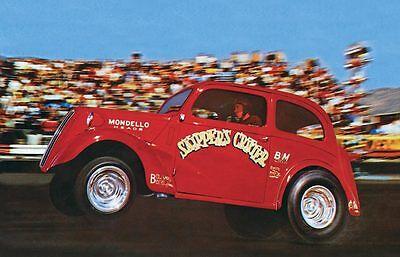 Revell 1:25 1951 Anglia Drag Coupe Plastic Model Kit 85-1269 RMX851269
