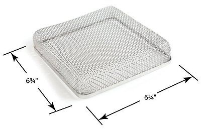 Camco 42151 RV Flying Insect Water Heater Screen - WH 400