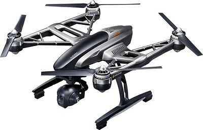 Yuneec Q500 4K YUNQ4KUS Recert Typhoon Quadcopter Drone RTF, CGO3 Cam, ST10+