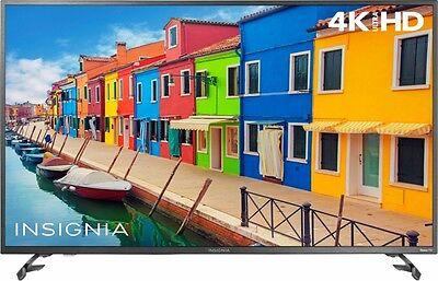 New Insignia Smart Roku 4K Ultra Hd Tv 43  50  55  Inch Netflix Hulu Youtube
