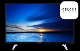 """49"""" Celcus Ultra HD Smart TV"""