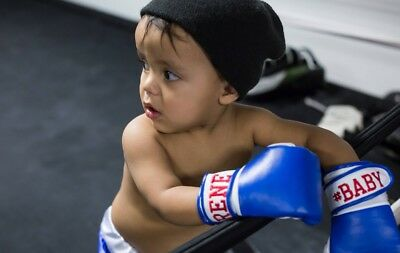 Personalized Baby Boxing Gloves Best Gift For Little Babies And Toddlers
