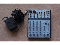 Alesis Multimix 6FX Mixer