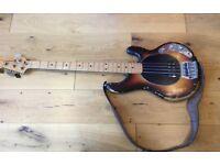 Musicman bass guitar pre ernie ball