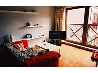 Double room in 2bed flat, long term