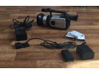 Canon XM1 PAL professional MiniDV camcorder