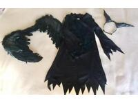 Home Made Disney's Maleficent Costume - World Book Day