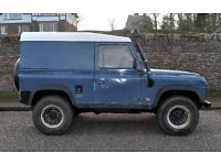 1996 Land Rover Defender 90 300tdi - Waxolyed chassis, clean condition, reliable.