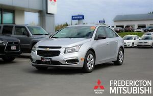 2015 Chevrolet Cruze 2LS! AUTO! AIR! ONLY 2,000KM!