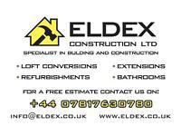 Specialist In Building And Construction. Loft Conversions Extensions Refurbishments Bathrooms