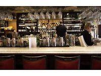 Bartender needed La Brasserie, London SW32AW