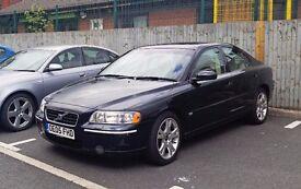 Volvo S60 / 2005 / Black / D5 2.4 / SAT-NAV / Automatic - TOP SPEC