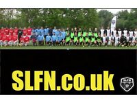 FIND 11 ASIDE FOOTBALL TEAM IN SOUTH LONDON, JOIN FOOTBALL TEAM IN LONDON, PLAY IN LONDON fg554