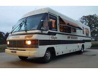 Ford Winnebago Chieftain American RV Motorhome ,Low mileage, Long MOT