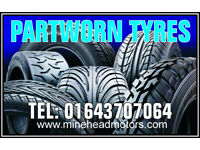 MINEHEAD MOTORS - Part Worn Tyres, Second Hand Tyres, Supplied And Fitted
