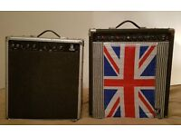 Guitar and bass combo amps (Vintage? Spares and repairs)