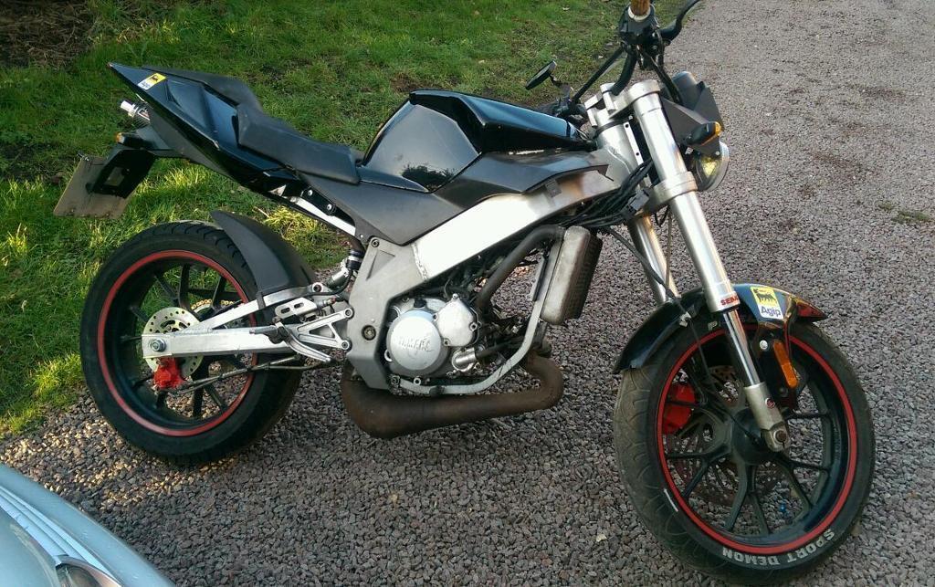 Derbi GP1 125 Racing 125CC Motorbike Replacement Battery