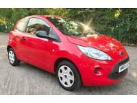 FORD KA 64 PLATE (S/S) 1.2 PETROL 12 MONTHS MOT £30 TAX+ 3 MONTH WARRANTY+SERVICED+DELIVERY