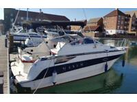 Maxum power boat 2400