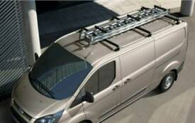 Genuine Ford Transit Custom or Tourneo Folding Roof Rack System