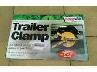 Trailer clamp