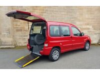 2006 Citroen berlingo 1.4L forte ⭐ wheelchair access vehicle disabled