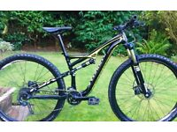 Specialized Camber FSR 2015 Mountain Bike - Great Condition