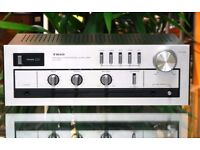 Quality Vintage TRIO KA-300 Stereo Integrated Amplifier + Turntable input MM